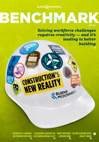 Construction's New Reality